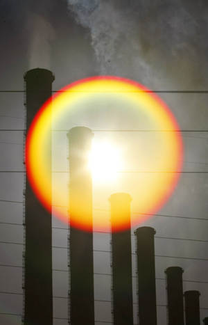 Una central el�ctrica en Melbourne, Australia. (Foto: REUTERS)
