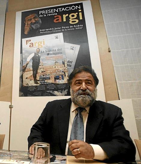 Javier Pérez Andrés.