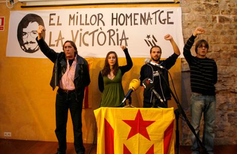 El acto se ha celebrado pese al intento de PP y C's de vetarlo | Antonio Moreno