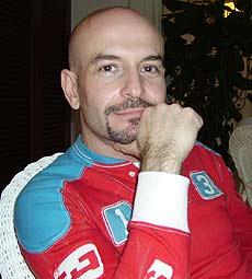Fernando Petidier, trabajador que ha demandado a El Corte Inglés.