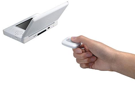 El medidor de actividad y la consola. (Foto: Nintendo)