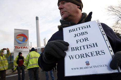 Advertencia de viaje: Reino Unido huelgas del sector público