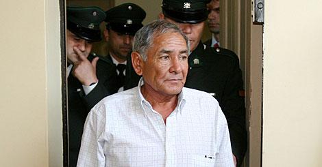 Germán Cofré. | Foto cortesía de 'El Mercurio' de Chile