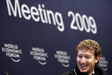 El fundador de Facebook, Marck Zuckerberg. (Foto: EFE)
