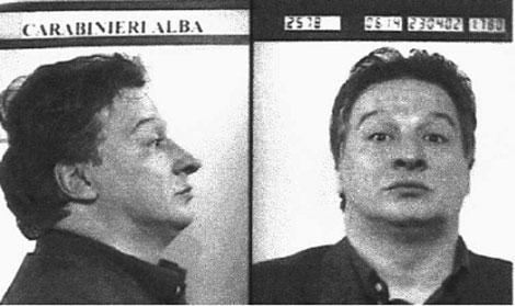 Fotografías del detenido cedidas por la policía italiana | CME