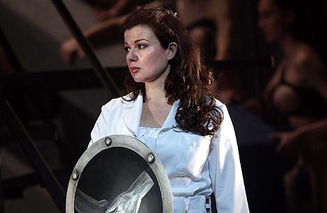 Faust-bal (Ibarra), una versión femenina del Fausto clásico. | Teatro Real.