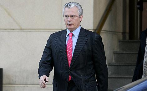 El juez Baltasar Garzón, el pasado miércoles. | Jaime Villanueva