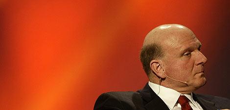 Una reciente imagen de Steve Ballmer., presidente de Microsoft | Reuters