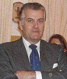 Luis Bárcenas .   Foto: A. García