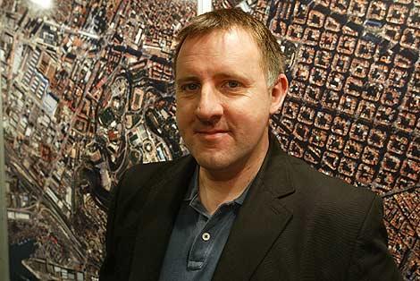 Ed Parsons, máximo responsable en cartografía de Google. | Domènec Umbert