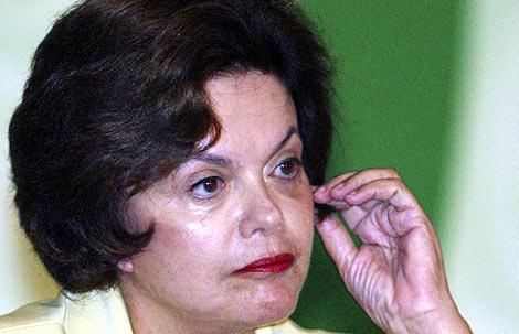 Dilma Roussef, jefa de la Casa Civil. | Reuters