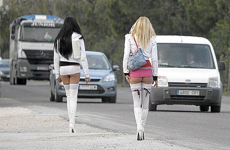 prostitutas servicios lenocinio concepto