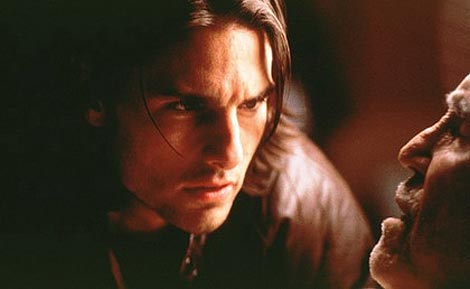 Tom Cruise en 'Magnolia', película que se nutre de leyendas urbanas.