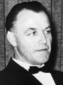 El criminal nazi Aribert Heim, conocido como 'Dr. Muerte'.