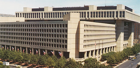 Cuartel General del FBI en Washington