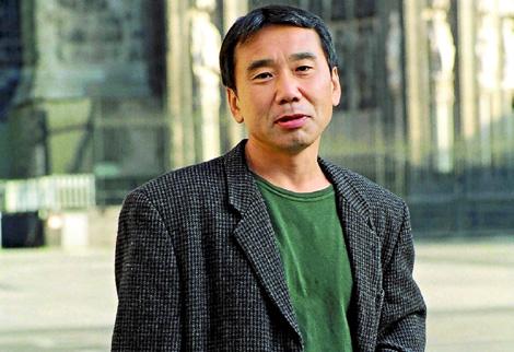 Haruki Murakami en una imagen de archivo. | Foto Brigitte Friedrich