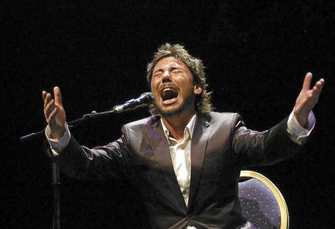 El cantaor Miguel Poveda actuará en la segunda edición del 'Calé'. | Javier Adán