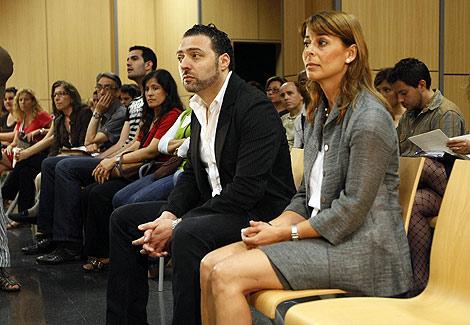Imagen del juicio celebrado este viernes en Valencia | Benito Pajares