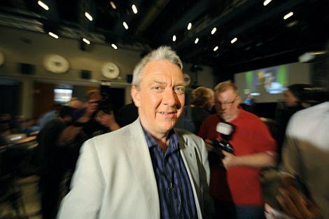 Christian Engstrom será la cara del Partido Pirata en el Parlamento Europeo. | AP