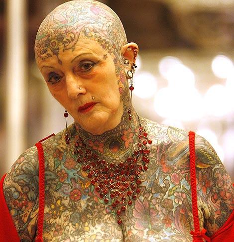 los mejores tatuajes del mundo. Los mejores profesionales de 14 países muestran su trabajo en Valencia