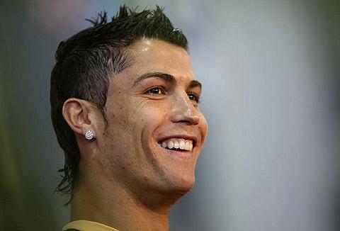 El futbolista Cristiano Ronaldo. | Foto: Reuters