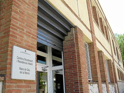 El centro de acogida infantil La mercè de Tarragona. | J. Antonio