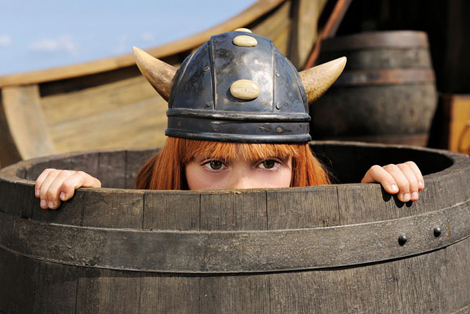 Fotograma de la película 'Vicky el vikingo'