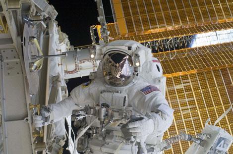 La NASA, sin dinero para viajar a la Luna y a Marte
