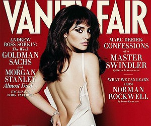 Penlope Cruz. | 'Vanity Fair'.