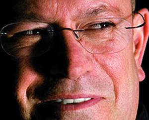 El colombiano Fernando Malkun, el padre de la criatura.