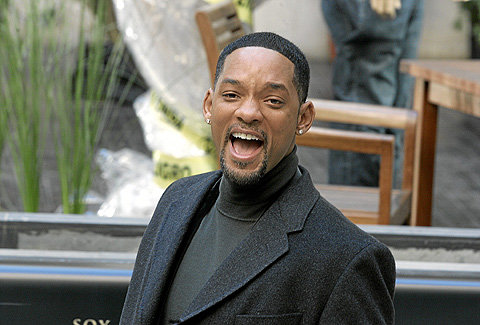 Will Smith, en una visita a Madrid. | Foto: Diego Sinova