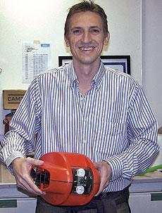 Daniel Roig, director e Albatros Marine Technologies