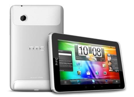 HTC Flyer, la primera tableta de HTC.