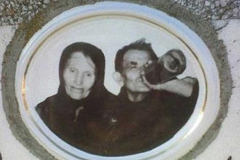 Imagen de la lápida de Petra. | Austriantimes.com