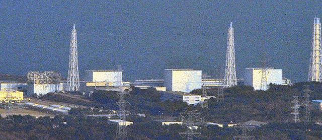 Central nuclear de Fukushima.   Foto: Reuters