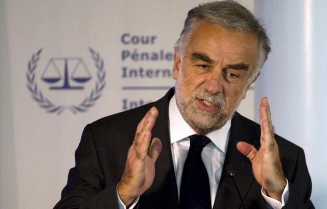 El fiscal del TPI de La Haya, Moreno-Ocampo. | Reuters