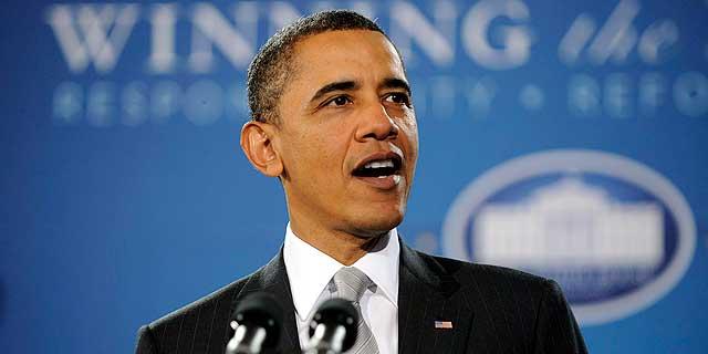 El presidente de EEUU, Barack Obama, en una imagen tomada el pasado lunes. | Efe