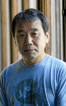 Murakami, en Barcelona. | Domènec Umbert
