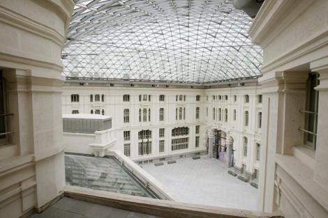Nuevo Ayuntamiento En El Palacio De Telecomunicaciones