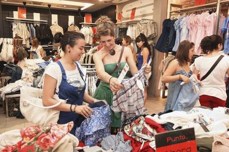 Un día de compras. | JM Loastau