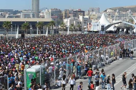 fiesta primavera granada 2007: