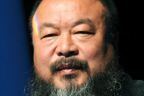 El artista y activista chino Ai Weiwei.   Foto: Efe