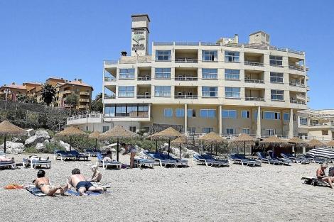 La residencia está situada justo en la playa.   ELMUNDO.es