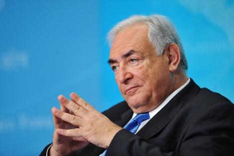 Dominique Strauss- Kahn. | Afp