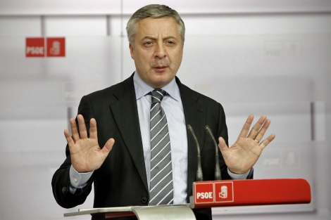 José Blanco, ministro de Fomento. | Alberto Di Lolli