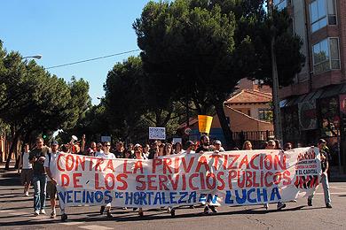 marcha indignados en madrid