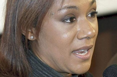 Lola Johnson, nueva consellera y portavoz de la Generalitat. | GVA