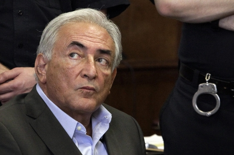 Dominique Strauss-Kahn. | Ap