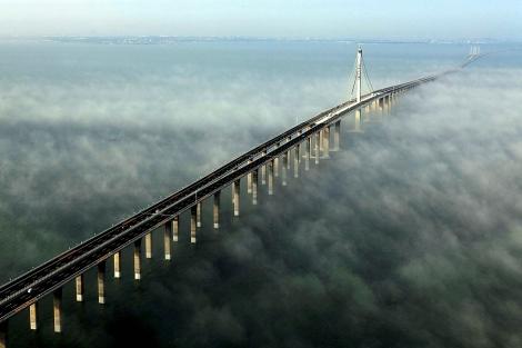 Imagen del nuevo puente. | Ap