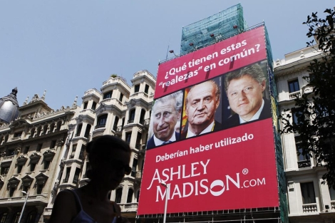 ashley madison spain